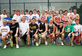 Summer Sports Camps - Tennis