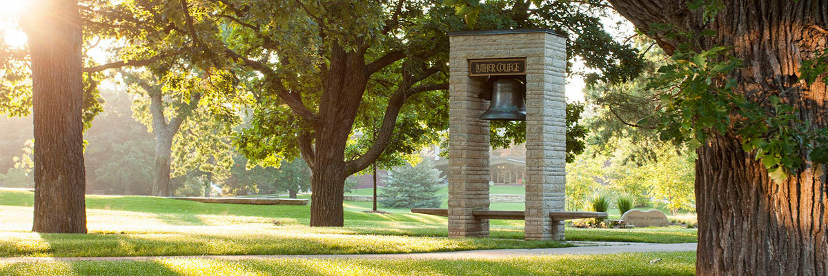 Bell Green at Luther College