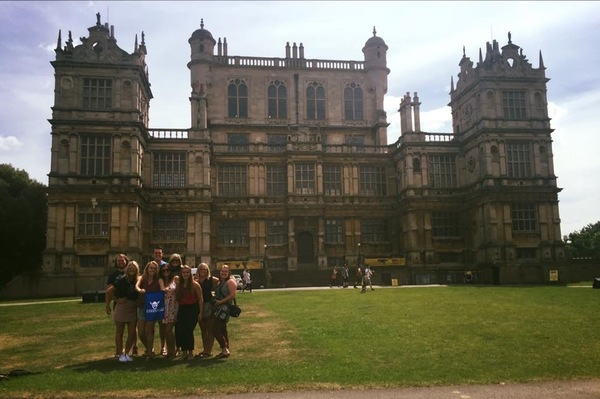 "Group of students outside of Wollaton Hall on Saturday, July 8th<a href=""/reason/images/767319_orig.jpg"" title=""High res"">∝</a>"