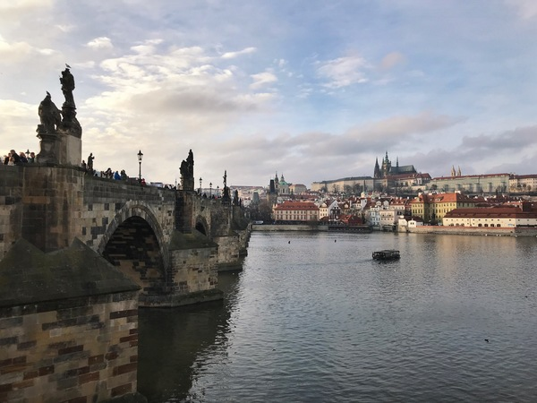 "Charles Bridge with Mala Strana in the background<a href=""/reason/images/796332_orig.jpg"" title=""High res"">∝</a>"