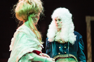 "Luther students perform in ""Marie Antoinette"""