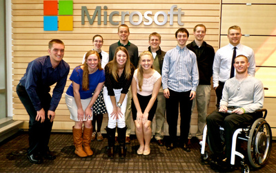 The Group at Microsoft