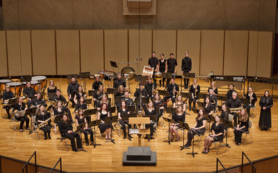 Wind and Percussion Ensemble