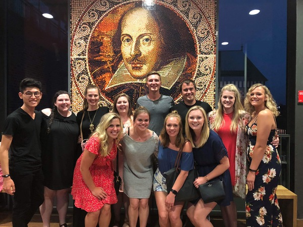 "Norse Nurses attended modern day performance of Romeo and Juliet at Shakespeare's Royal Theatre<a href=""/reason/images/824354_orig.jpg"" title=""High res"">∝</a>"