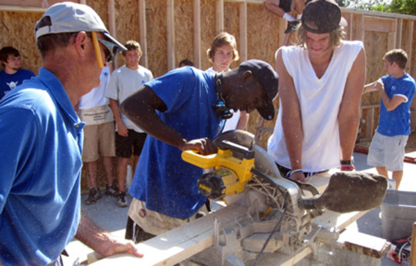 Habitat Build Fall 2010