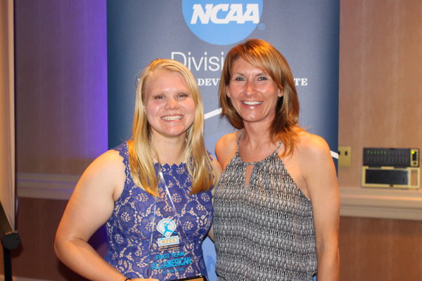 "2017 First Team All-American Anna Strien - Head Coach Renae Hartl<a href=""/reason/images/760368_orig.jpg"" title=""High res"">∝</a>"