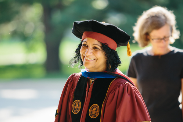 Faculty Profile for Rita Tejada, Associate Professor of Spanish