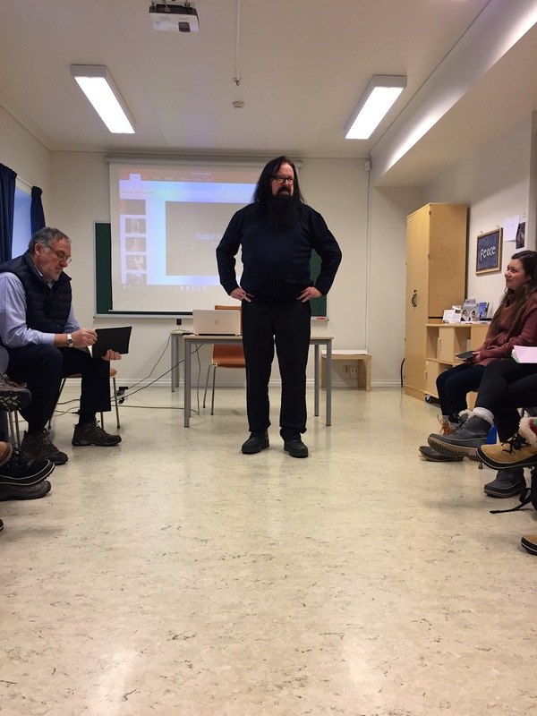 "Steinar Bryn talking to us about dialogue<a href=""/reason/images/742385_orig.jpg"" title=""High res"">∝</a>"