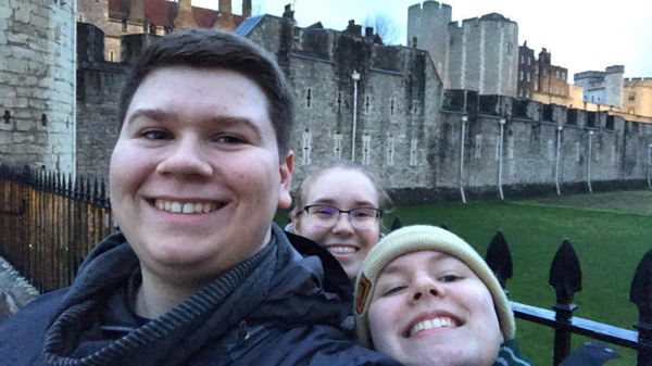 "Carter, Annika, and Elena at the Tower of London .<a href=""/reason/images/894405_orig.jpg"" title=""High res"">&prop;</a>"