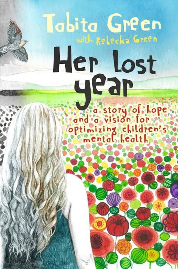 "Cover of Tabita Green's book ""Her Lost Year"""