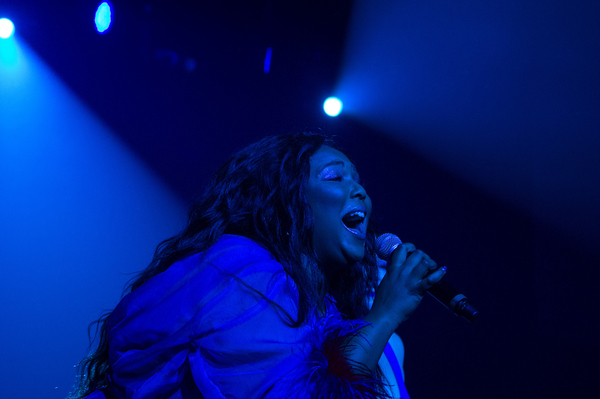 In the fall of 2018, hit artist, Lizzo, performed at Luther College.
