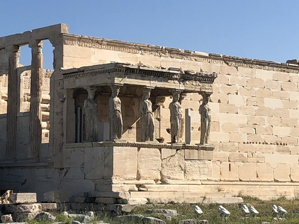 "Caryatids on the Erectheon<a href=""/reason/images/865433_orig.jpg"" title=""High res"">&prop;</a>"