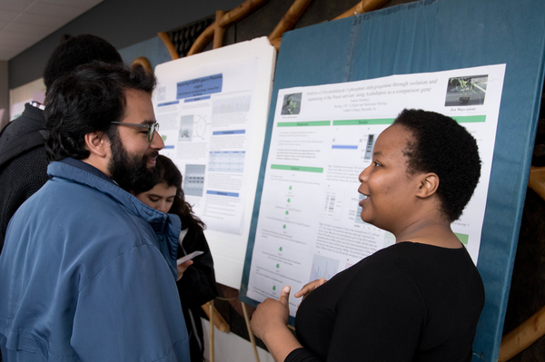 "Fall Science Research Symposium<a href=""/reason/images/842435_orig.jpg"" title=""High res"">∝</a>"