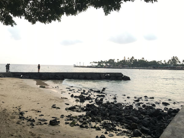 "View of the ocean in Kona.<a href=""/reason/images/737458_orig.jpg"" title=""High res"">∝</a>"