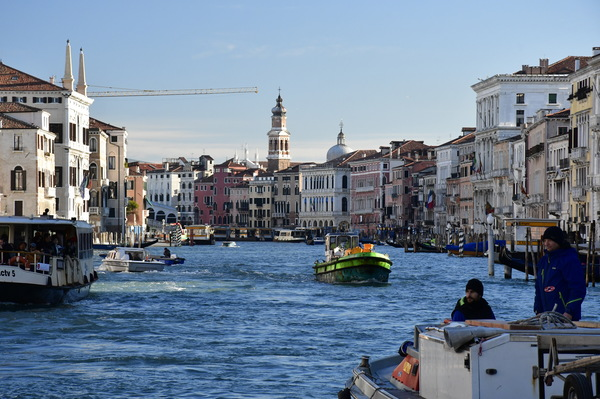 "A view of Venice from the Grand Canal (photo by Isaac Heins)<a href=""/reason/images/799465_orig.jpg"" title=""High res"">∝</a>"