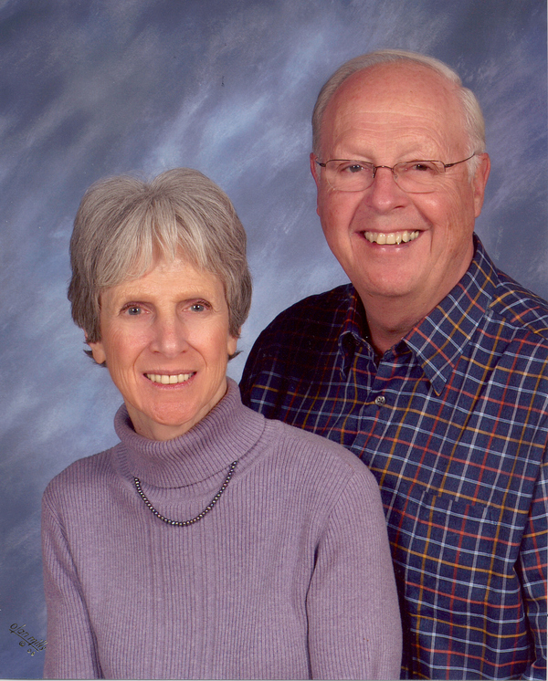 Carole and Eric Meyers