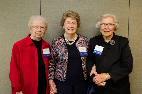 Homecoming 2014, Class of 1944 Reunion
