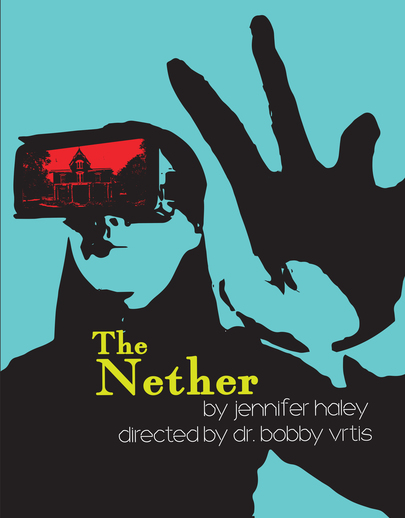 "Poster for ""The Nether"""