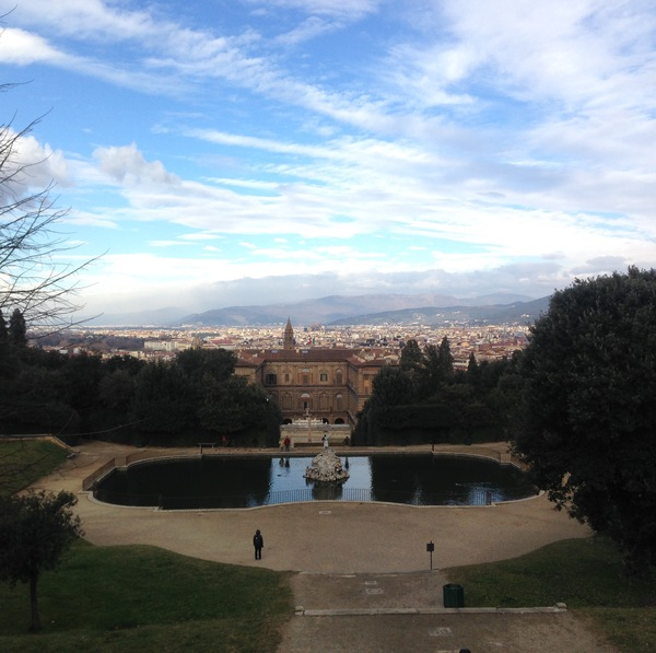 "Our view from the gardens at the Pitti palace.<a href=""/reason/images/740532_orig.jpg"" title=""High res"">∝</a>"