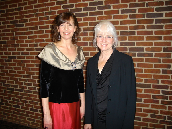 Beth Ray and Jessica Paul, Faculty Recital, February, 28, 2012