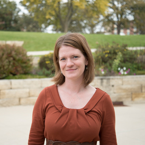 Rachel Brummel, assistant professor of environmental studies/political science