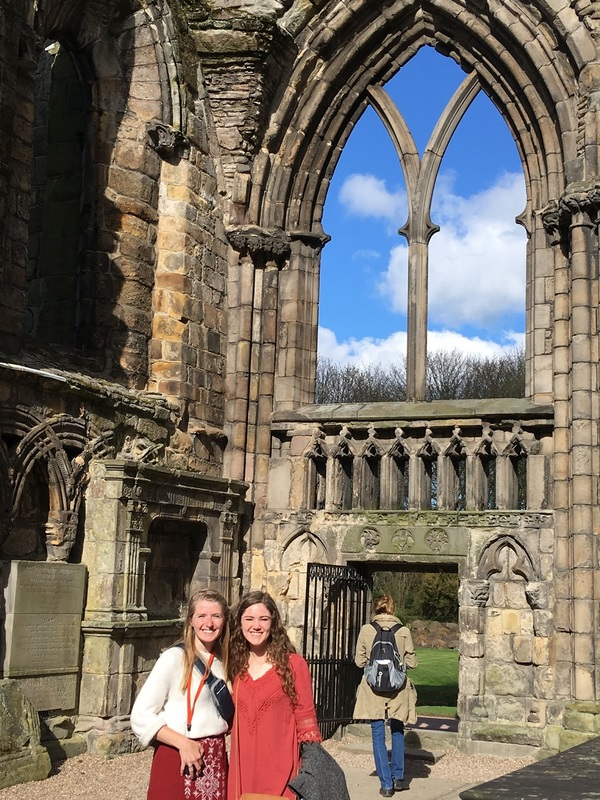 "In the ruins of the Abbey at Holyrood<a href=""/reason/images/817553_orig.jpg"" title=""High res"">∝</a>"