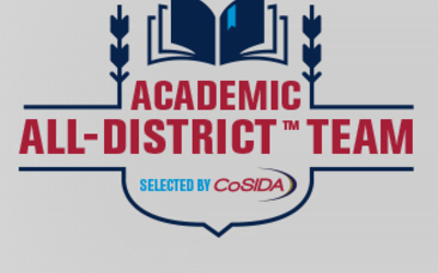 CoSIDA Academic All-District Logo