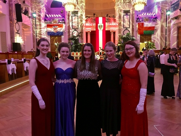 "Students dressed up for the ball in the main dancing hall.<a href=""/reason/images/848556_orig.jpg"" title=""High res"">∝</a>"
