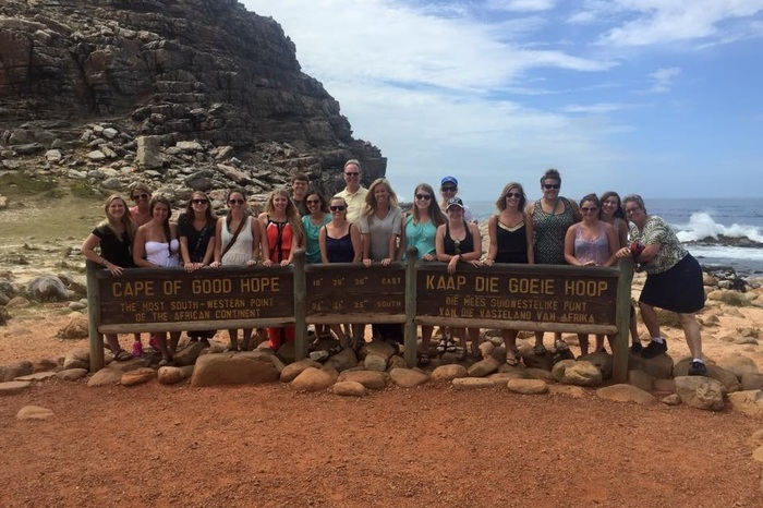 2015 J-Term Study Away to South Africa