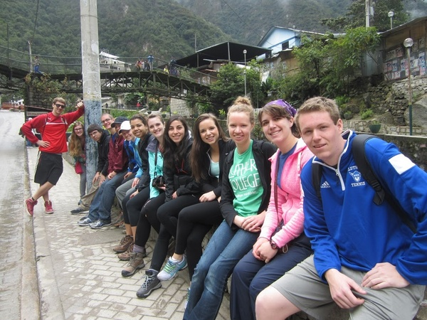 This day marked our exploration of one of the 7 New Wonders of the World. We also became closer as a group through the train and bus rides, our tour, our lunch, and our van ride to Cusco: it was a very long, but rewarding day.
