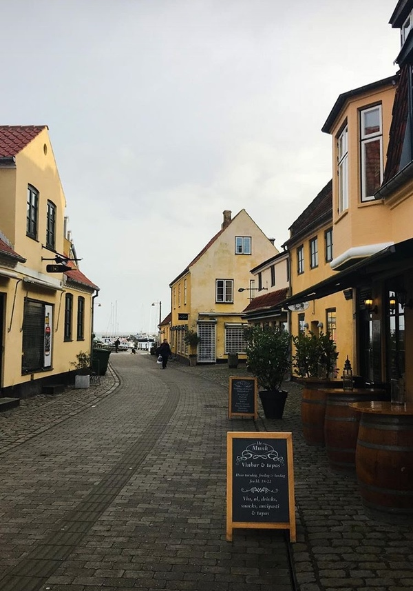 "The small fishing village in Dragør, Denmark.<a href=""/reason/images/801574_orig.jpg"" title=""High res"">∝</a>"
