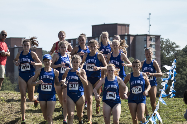 Women's Cross Country 2018