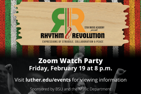 Rhythm and Revolution:Expressions of Struggle, Collaboration and Peace