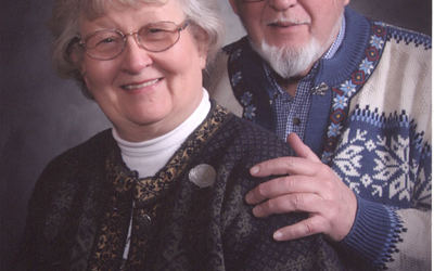 Ron and Frieda Nowland