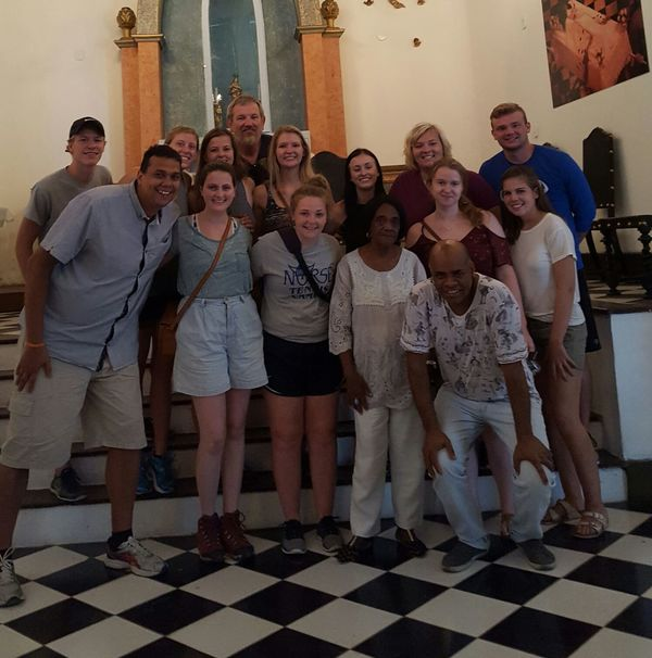 "The group at Irmandade da Boa Morte<a href=""/reason/images/741592_orig.jpg"" title=""High res"">∝</a>"