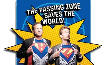 The Passing Zone: Saves the World
