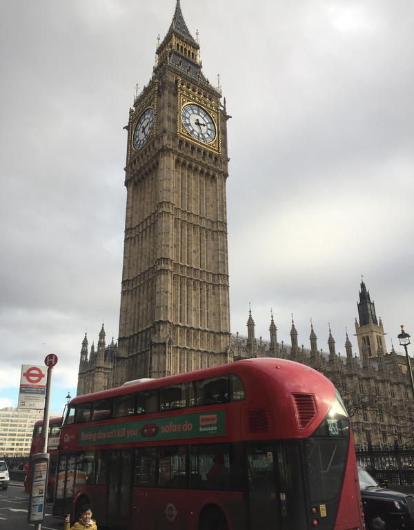 "Big Ben and London's Legendary Double Deckers<a href=""/reason/images/740608_orig.jpg"" title=""High res"">∝</a>"