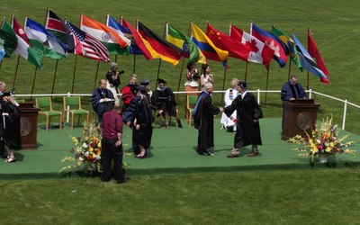 Luther Class of 2013 will graduate on Sunday, May 19.
