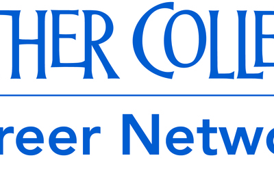 Luther College Career Network 2015 logo