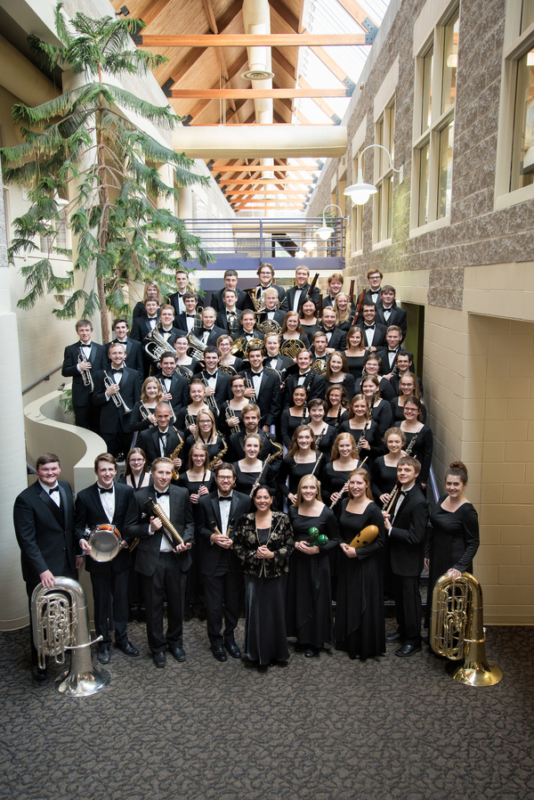 "Luther College Concert Band 2016-17<a href=""/reason/images/758671_orig.jpg"" title=""High res"">∝</a>"