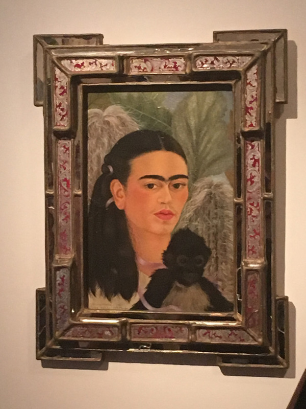 """Fulang-Chang y yo"" by Frida Kahlo<a href=""/reason/images/800688_orig.jpg"" title=""High res"">∝</a>"