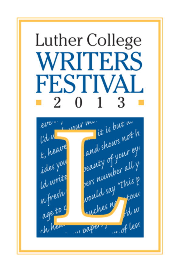 Luther College Writers Festival 2013