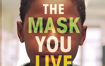 'The Mask You Live In' teaser
