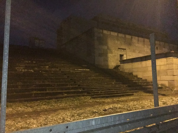 "The stadium steps of a former Nazi Party rally site in Nuremberg, Germany.<a href=""/reason/images/798736_orig.jpg"" title=""High res"">∝</a>"