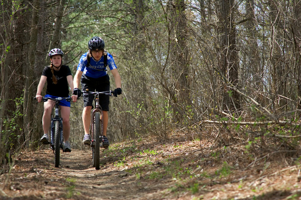 Luther College Mountain Biking
