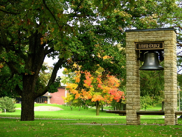 Luther College Bell