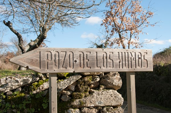 Pozo de los humos, the name of the amazing waterfall that we visited.