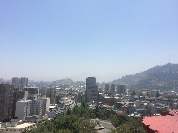 "The city of Santiago, as seen from the top of the park.<a href=""/reason/images/595797_orig.jpg"" title=""High res"">∝</a>"
