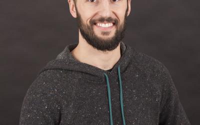 Blake Nellis, alumnus and visiting teaching associate in dance