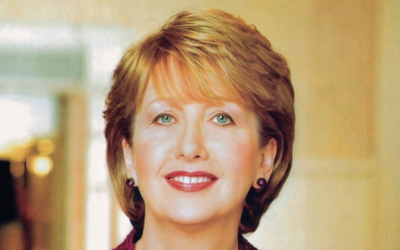 Mary McAleese, former president of Ireland